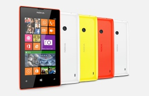 Red and Yellow and White and Black - the super colourful but highy capable Nokia Lumia 525 is first launched in Singapore!