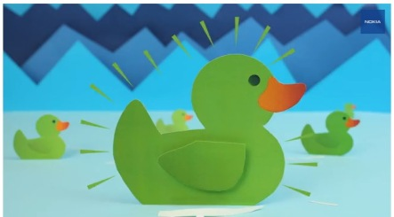 Green-Duck