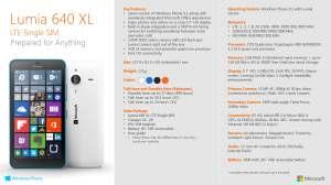Lumia 640XL_Datasheet