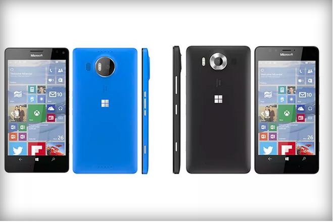 Leaked Upcoming Lumia Flagships